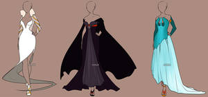 Fashion Adoptables Auction 5 - CLOSED