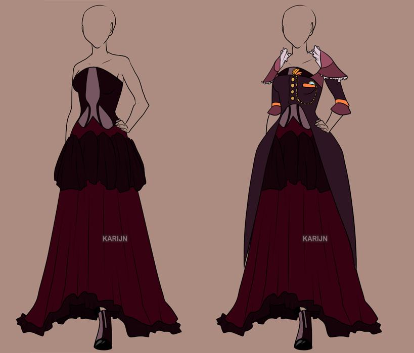custom fashion 17 by karijn s basement on deviantart