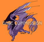 C: Windshriek Dragon Base by Karijn-s-Basement