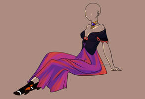 Fashion Adoptable Auction 11 - CLOSED by Karijn-s-Basement