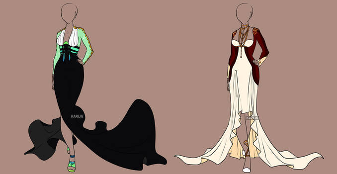 Fashion Adoptables Auction 13 - CLOSED