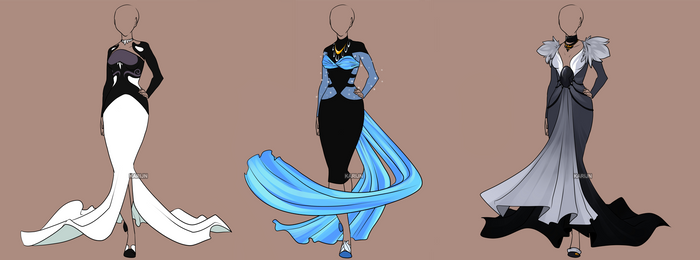 Fashion Adoptables Auction 14 - CLOSED