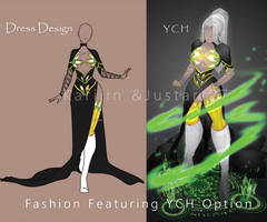 [COLLAB] Fashion/YCH Auction - CLOSED by Karijn-s-Basement