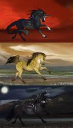 Horse Adoptables 10 - OPEN