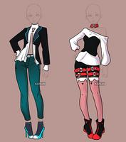Fashion Adoptable 79-80 - OPEN