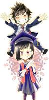 Chibi by Katazukimoto