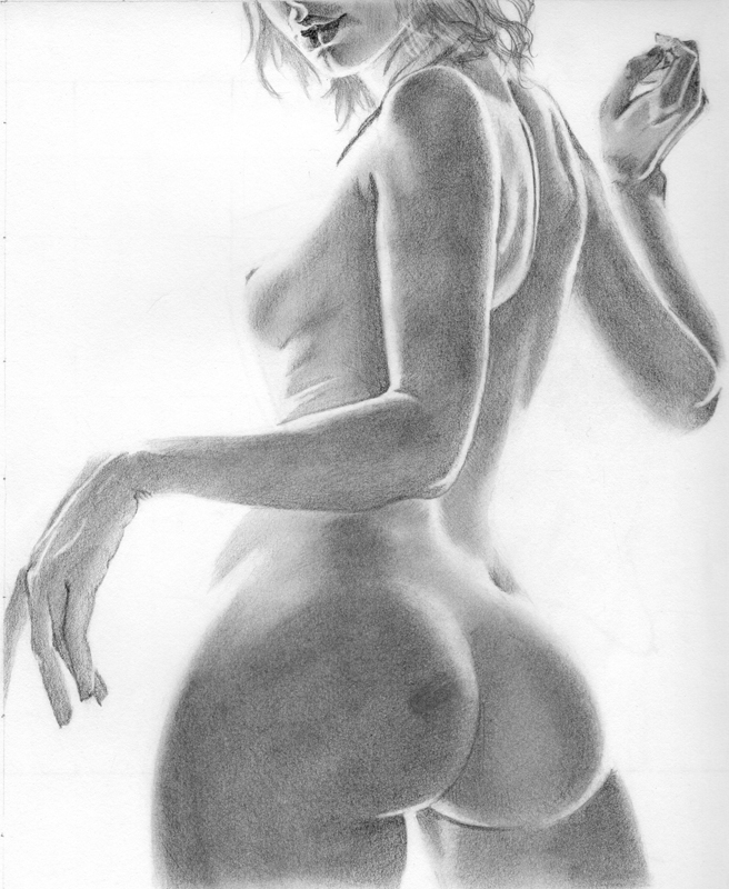 Sexy Drawings 14