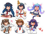Kancolle Doodles