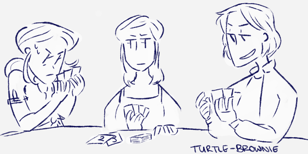 3 Types Of Uno Players by Turtle-Brownie
