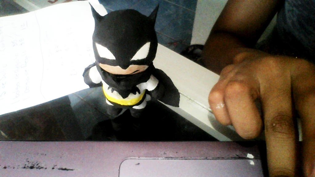 BATMAN!! by JazminMb