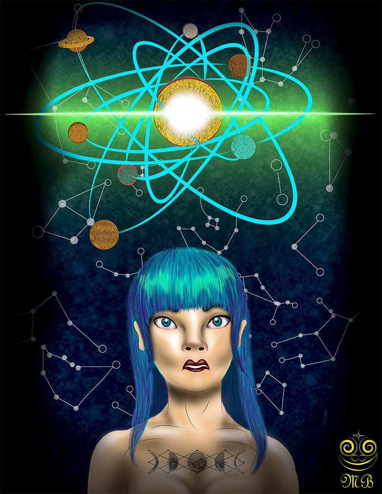 El universo no esta dentro de nosotros? by JazminMb
