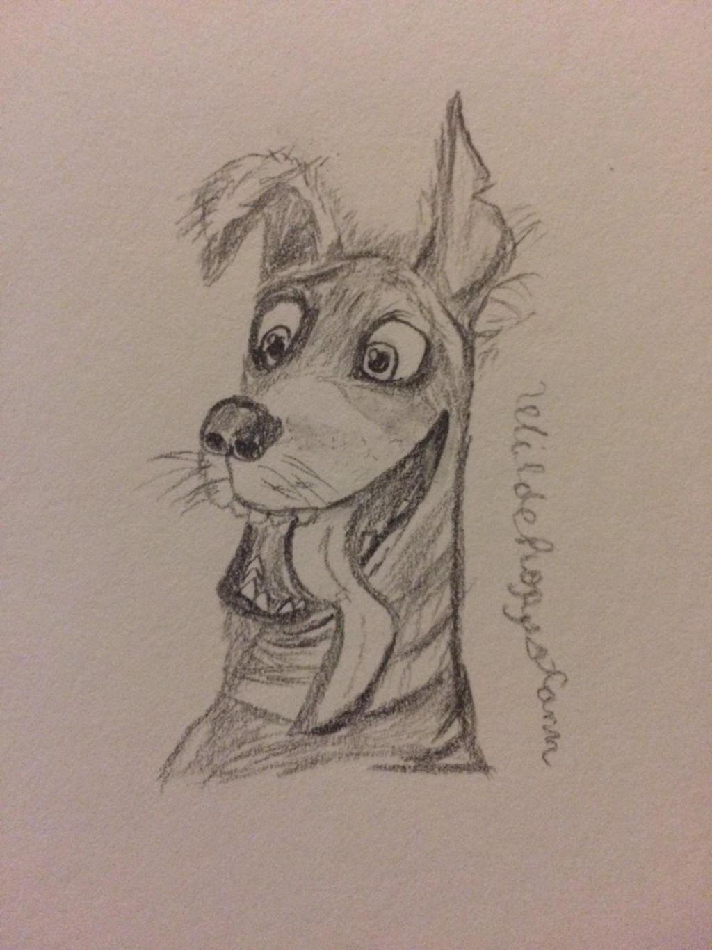 Dante From Pixar S Coco By Wildehoppsfann On Deviantart