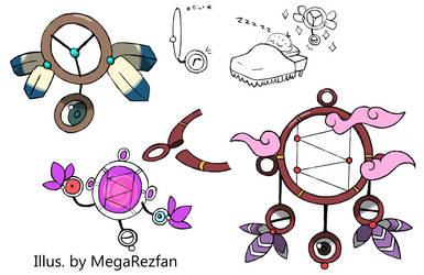 Drem   Dreemzz Concept Sheet by MegaRezfan