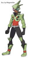 Trainer Class - Mega Hero by MegaRezfan