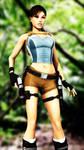 Lara Croft Jungle