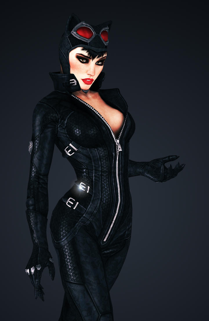 Catwoman Meow... by KSE25