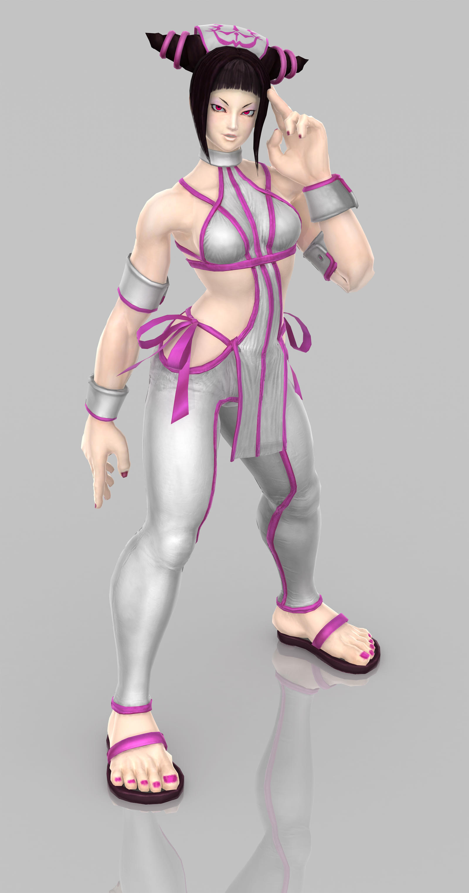 Juri Han the Nurse by KSE25