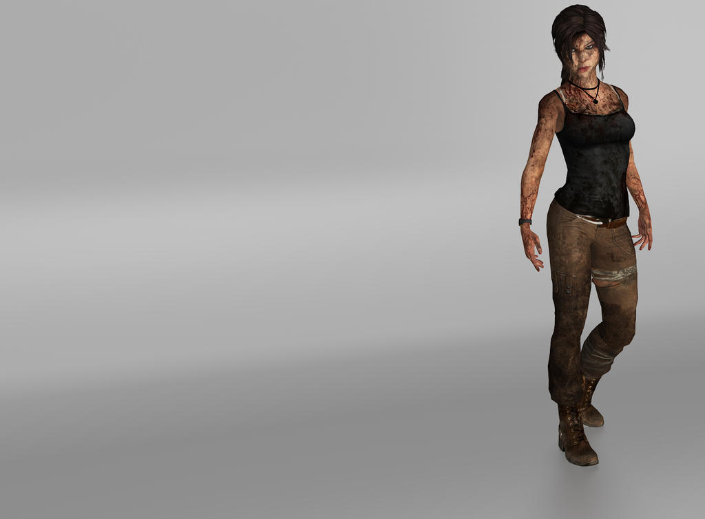 Lara C4D Rendertest by KSE25