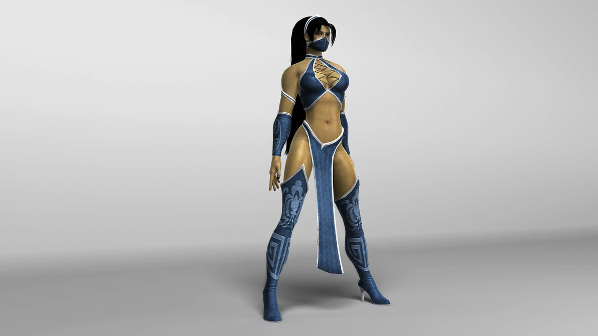 Kitana Render 2014 by KSE25