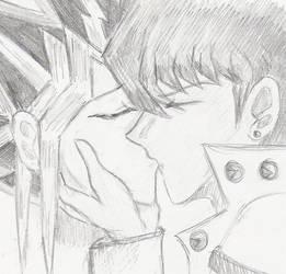 LilHammyGrl: Seto kissed Yami