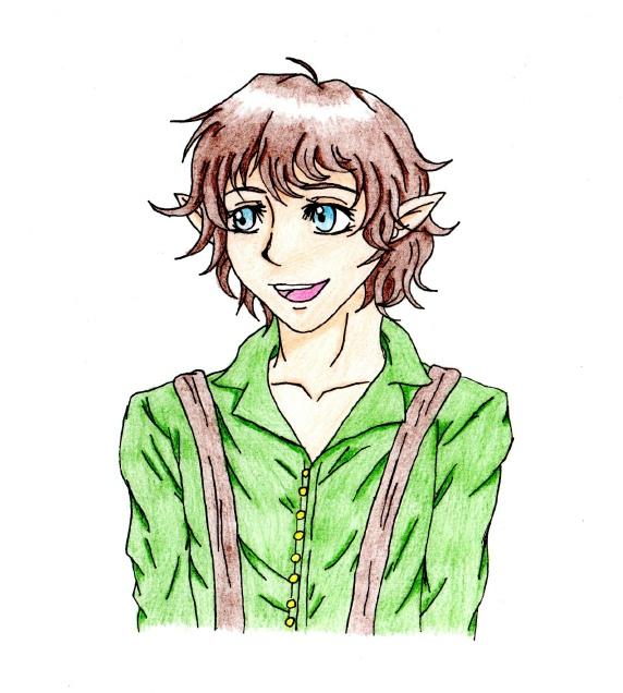 Frodo Baggins by ShinyUmbreon01