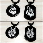 Social and Vigilant Wolf Tags Coming in July
