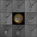 Wolf Warrior Necklace