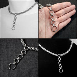 Circles of Strength Chainmaille Collar