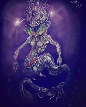 The Deep Sea Mermaid