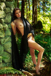 Witch of the Woods by Mac--Photo