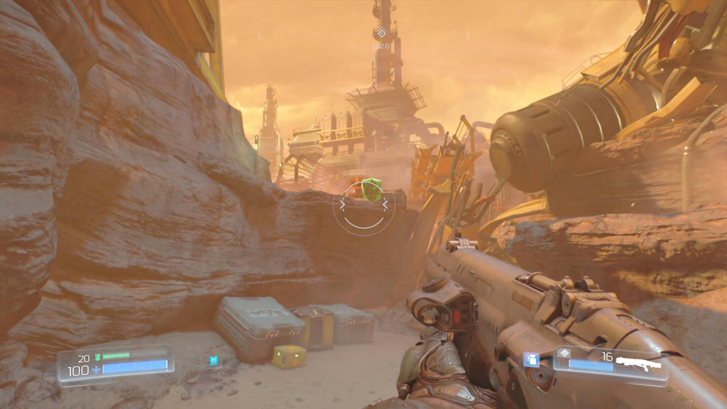 Welcome to Mars, Marine  by MrTrekkie204