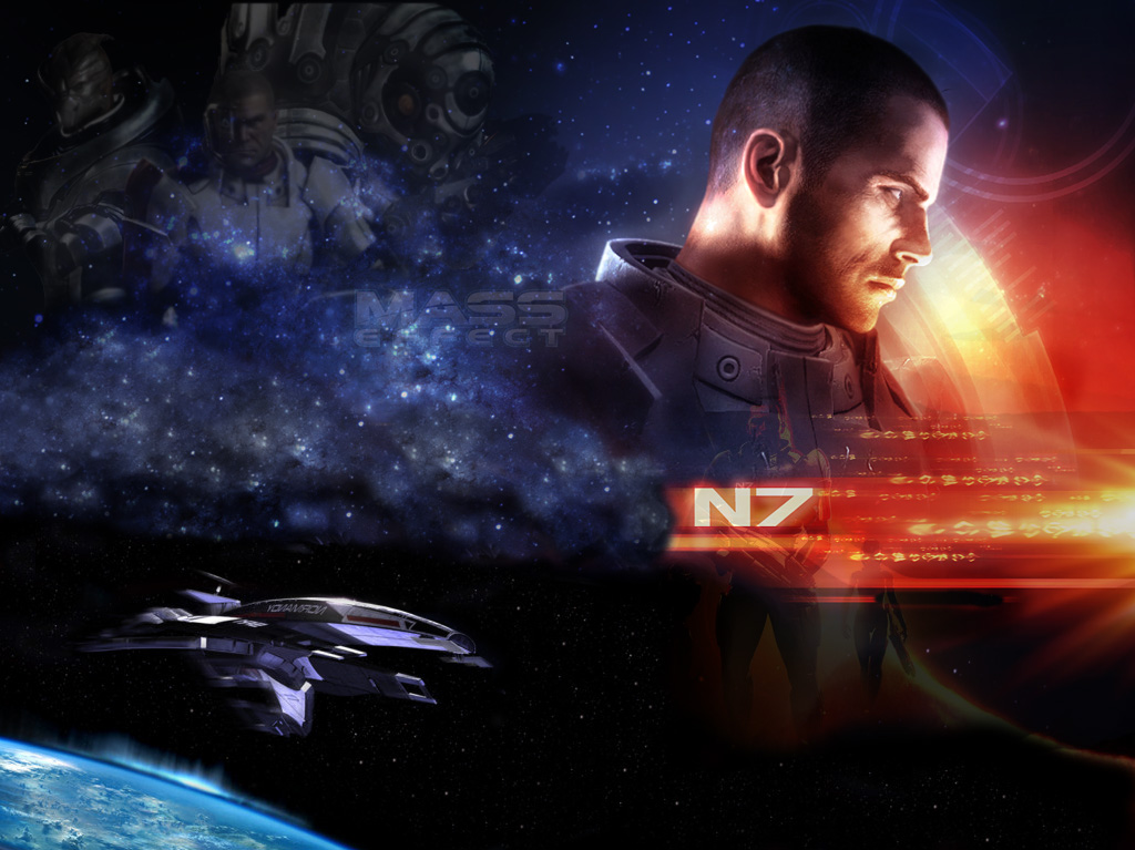Mass Effect by Ranzkin