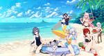 Honkai Impact 3 Bikini Party - Summer Holic