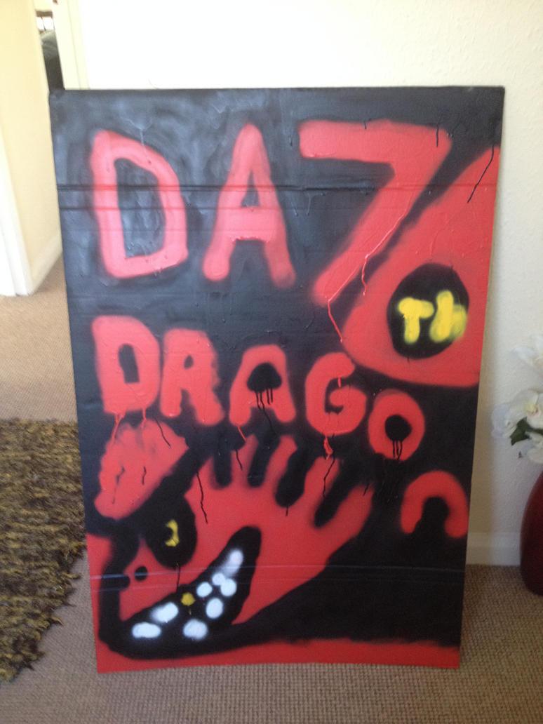Da 7th Dragon by LegoGmod7