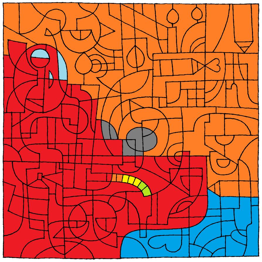 Deviantart 16th Birthday Art peice by LegoGmod7