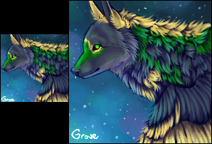 loeki the furcing wolf by julysky