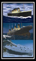 Titanic set