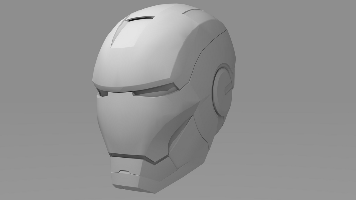 Power Ranger Helmet 3d Print File