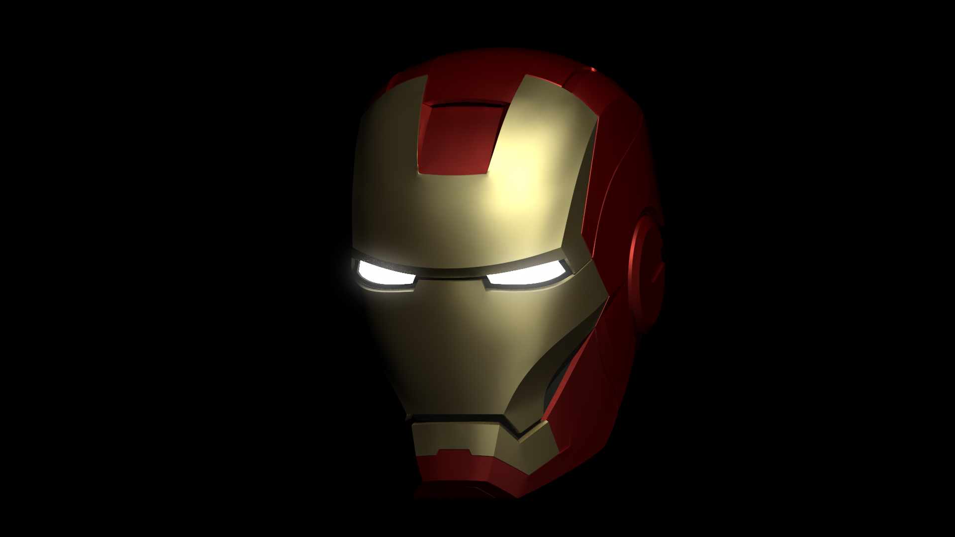mark vi ironman helmet renderjtm1997 on deviantart