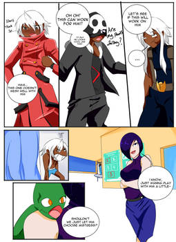 Heroic Chaos Chp2 P2 by ghost-nerdy