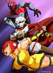 heroes by ghost-nerdy