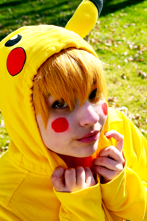 Pika Pi? by IDK-Cosplay