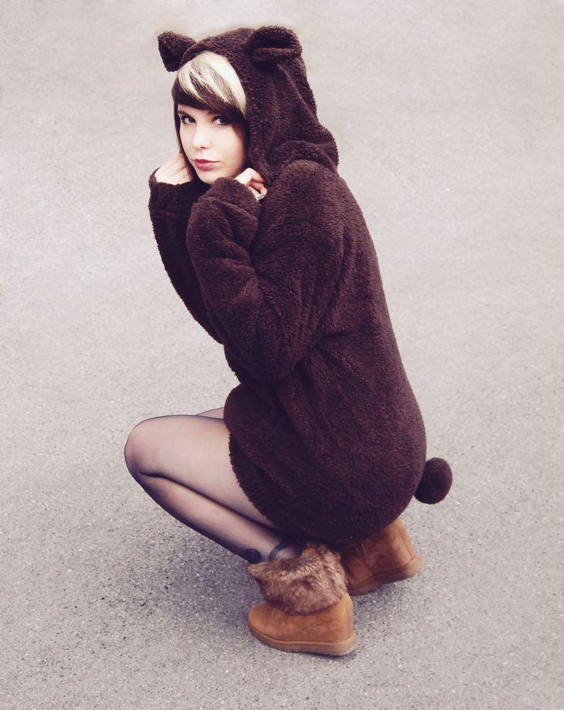 Teddy Bear. by leKikwi