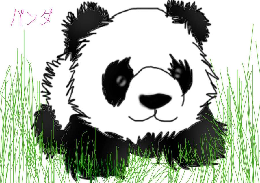 Chibi Panda Wallpaper Download