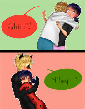 Miraculous hugs