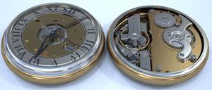 pocket watch WIP 3 by zipper