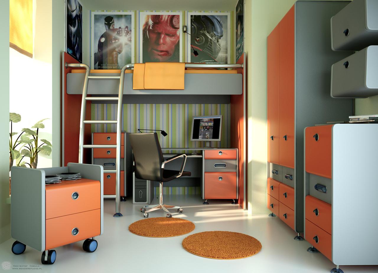 Teen room evermotion by zipper on DeviantArt