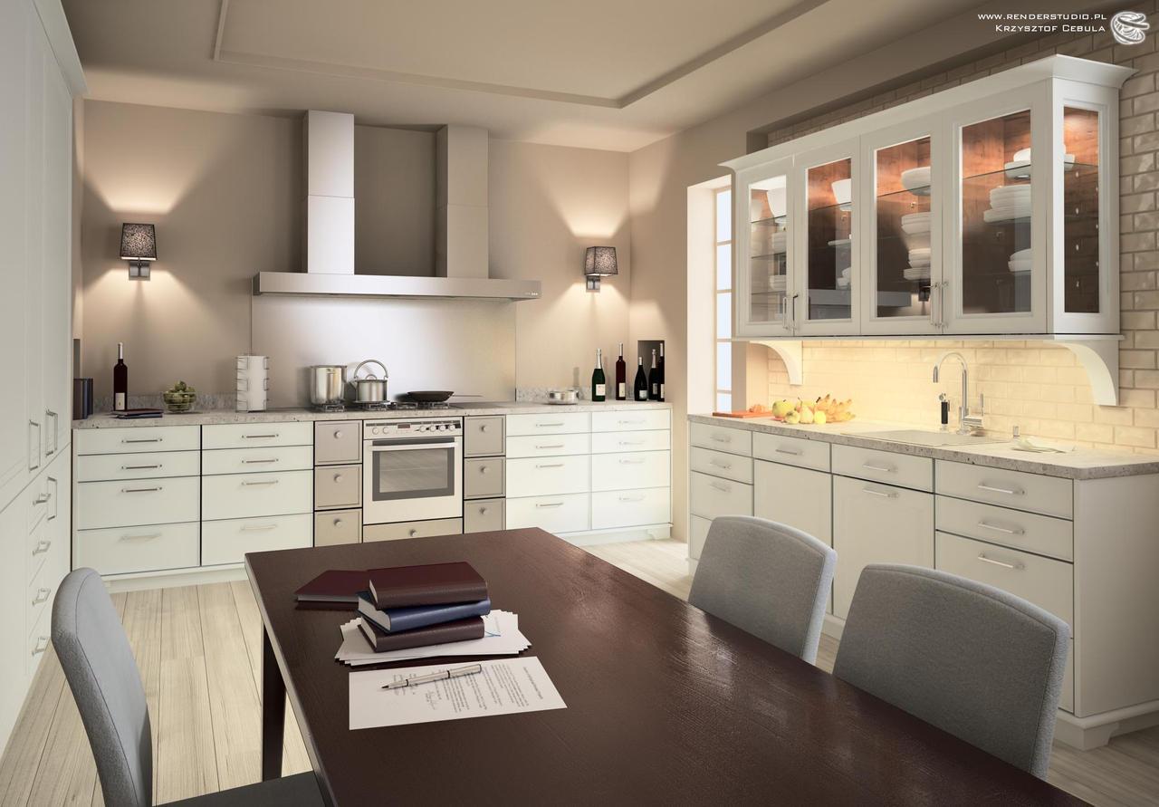 Tops Kitchen Cabinets Evermotion Kitchen By Zipper On Deviantart