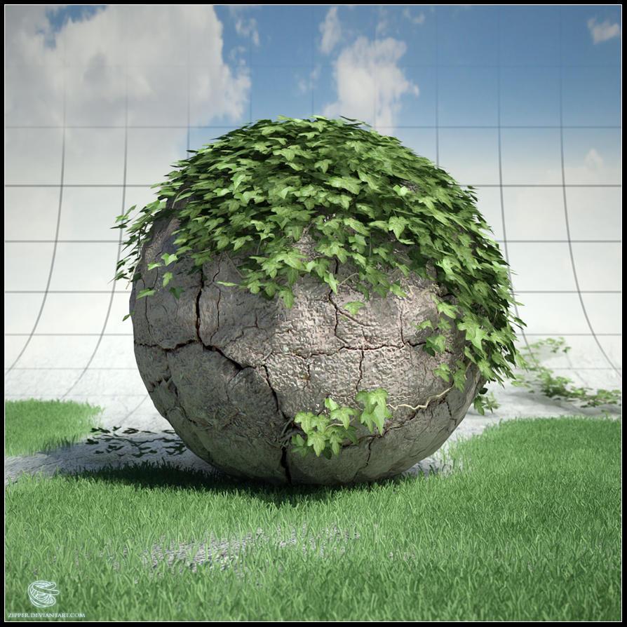 Ivy Sphere by zipper
