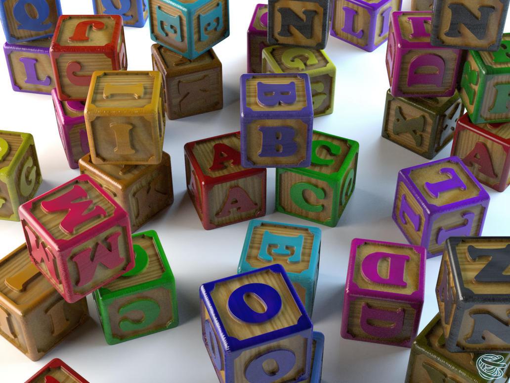 letter blocks :EDIT: by zipper